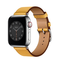 HM Style leather band gold